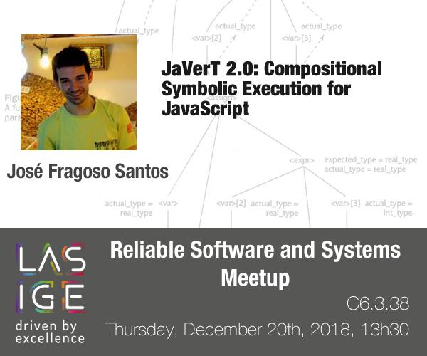 RSS Meetup: José Fragoso Santos