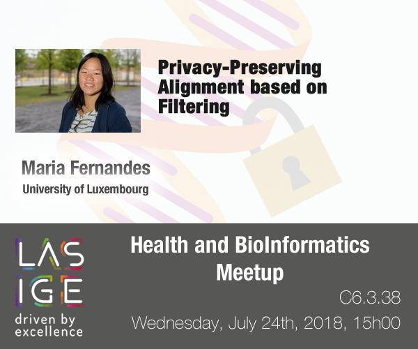 HBI Meetup – Maria Fernandes (July 2019)