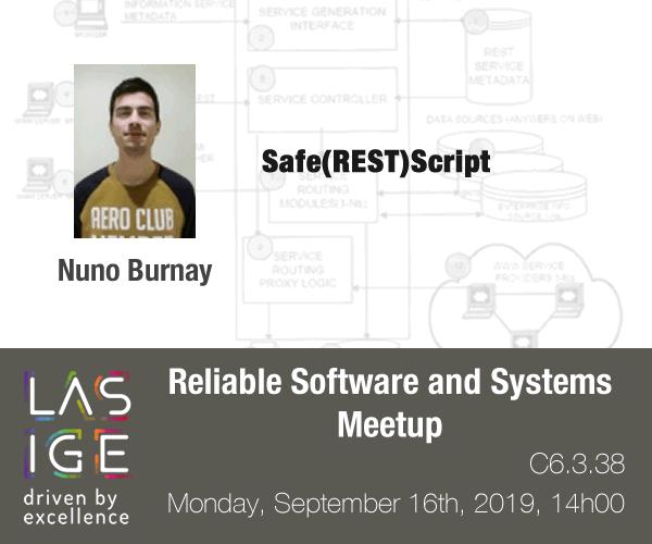 RSS Meetup: Nuno Burnay