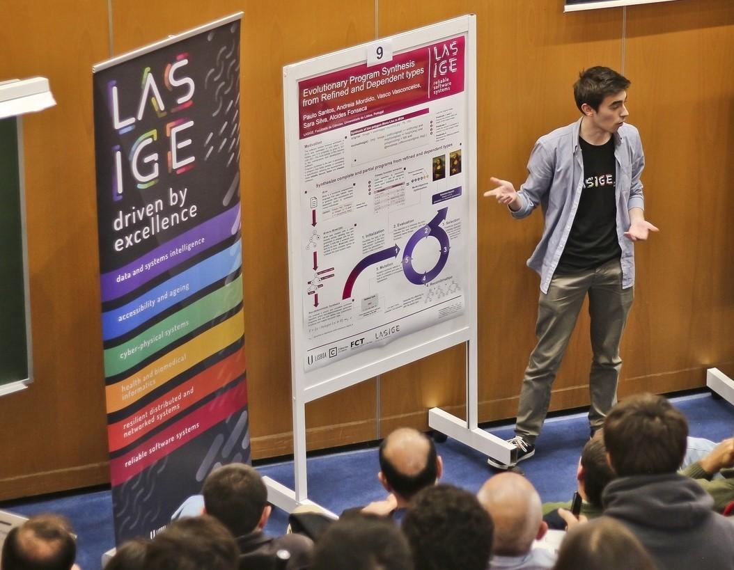 RSS Meetup: Paulo Santos