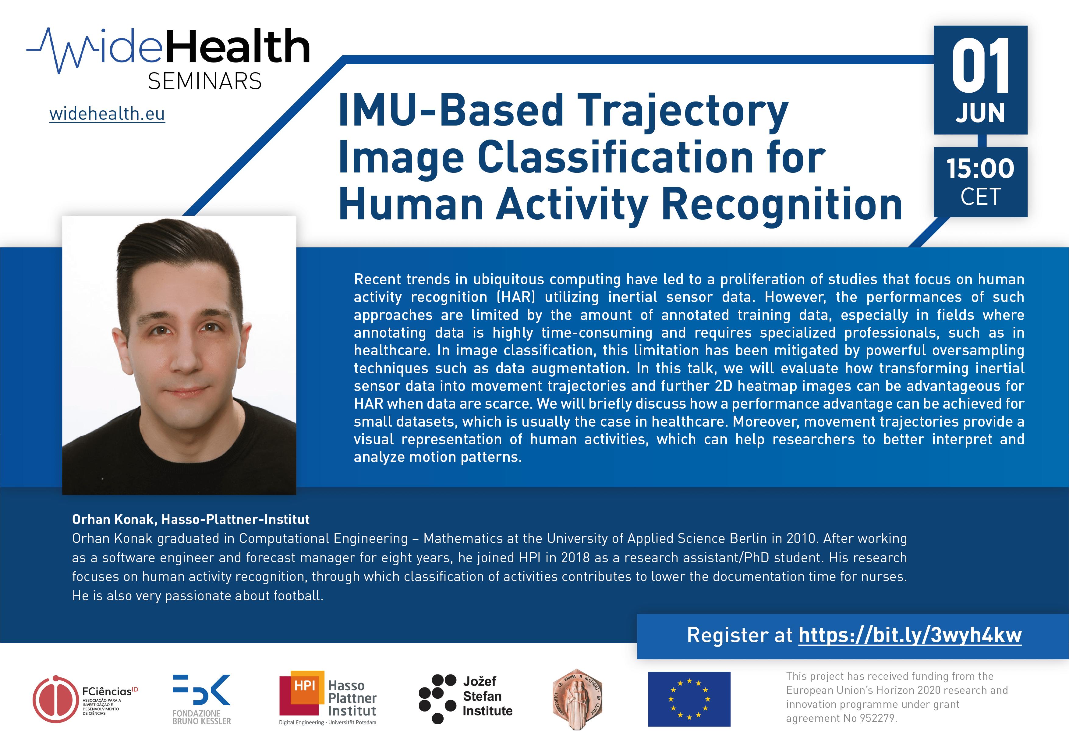 3rd WideHealth Seminar: Orhan Konak