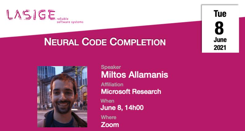 RSS Meetup: Miltos Allamanis