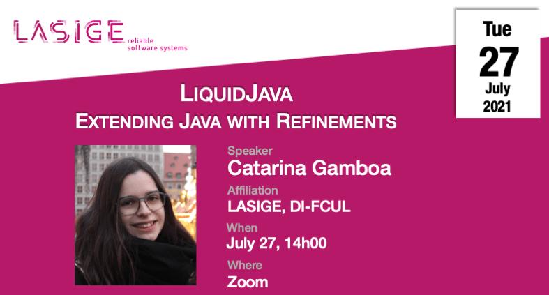 RSS Meetup: Catarina Gamboa