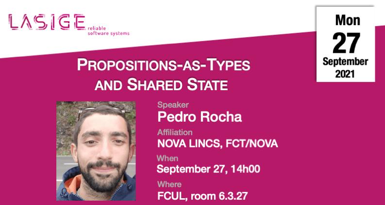 RSS Meetup September#1: Pedro Rocha