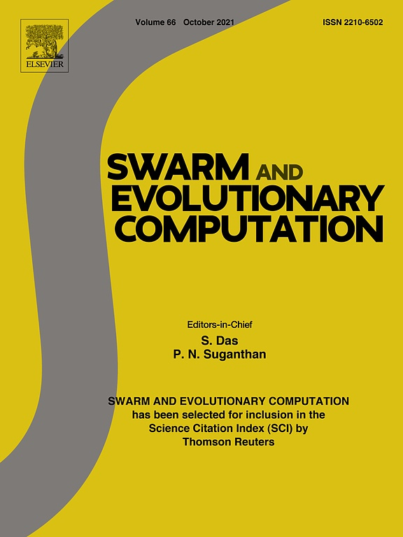 Sara Silva is Associate Editor at Swarm and Evolutionary Computation